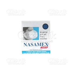 JUAL NASAMEX F TAB STRIP 25S