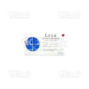 JUAL LEXA 500MG TAB 10S