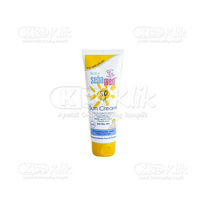 JUAL SEBAMED BABY SUN CREAM SPF 50 75ML