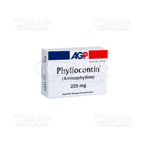 JUAL PHYLLOCONTIN CONT 225MG TAB 50S