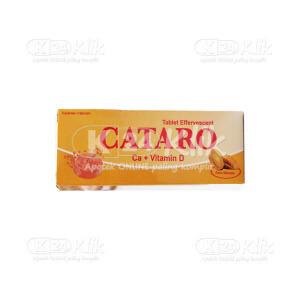 JUAL CATARO EFF TAB 10S