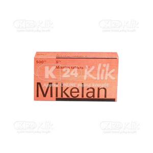 JUAL MIKELAN 5MG TAB 100S