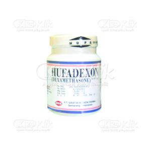JUAL HUFADEXON 0.75MG TABLET 100S