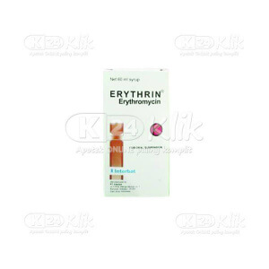JUAL ERYTHRIN 200MG/5ML D SYR 60ML