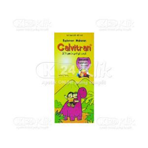 Apotek Online - CALVITRAN SYR 60ML