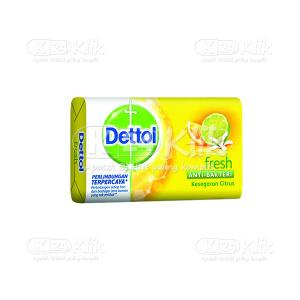 JUAL DETTOL SOAP KUNING FRESH 65G