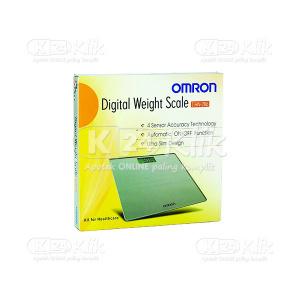 JUAL OMRON DIGITAL BODY WEIGHT SCALE HN 286