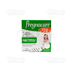 JUAL PREGNACARE PLUS TABLET