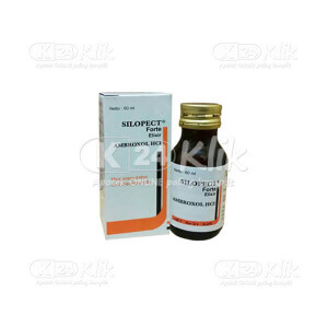 JUAL SILOPECT FORTE 30MG/5ML SYR 60ML