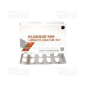 Apotek Online - FLOKSID 500MG TAB 30S