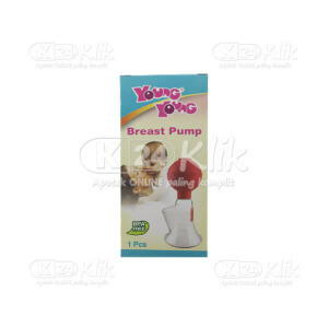 JUAL YOUNG YOUNG BREAST PUMP
