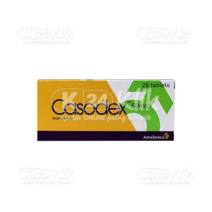 JUAL CASODEX 50MG TAB 28S