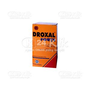 JUAL DROXAL F 250MG/5ML D SYR 60ML