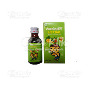 JUAL ANAKONIDIN HERBAL SYR 60ML