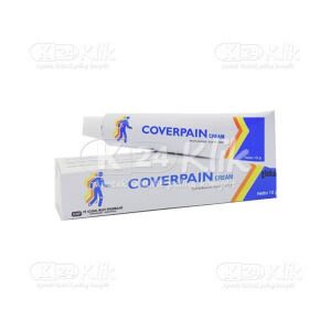 JUAL COVERPAIN CR
