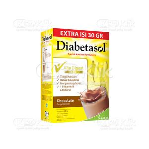 JUAL DIABETASOL VITA DIGEST COKLAT 630G