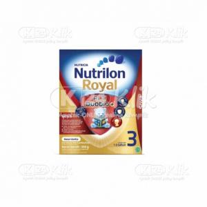 JUAL NUTRILON 3 ROYAL SOYA VANILA 350G