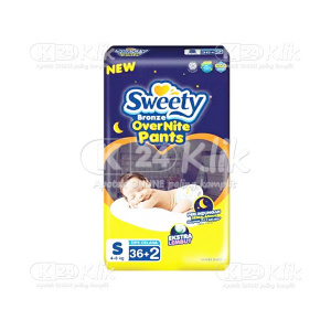 Apotek Online - SWEETY BRONZE OVER NITE PANTS S 36+2S