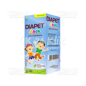 JUAL DIAPET SYR 60ML