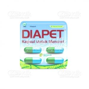 JUAL DIAPET CAP STR 4'S