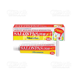 Apotek Online - SALONPAS HOT CR 30G TUBE