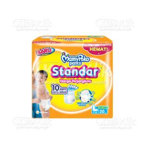 JUAL MAMY POKO PANTS STANDARD L 20S