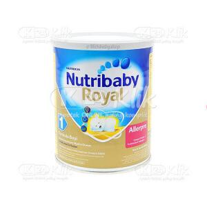 JUAL NUTRIBABY 1 ROYAL ALLERPRE 400G