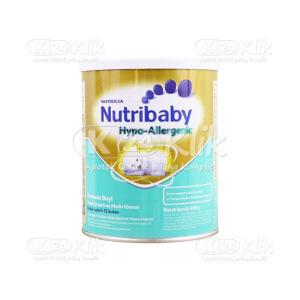 JUAL NUTRIBABY HYPO ALLERGENIC 400G