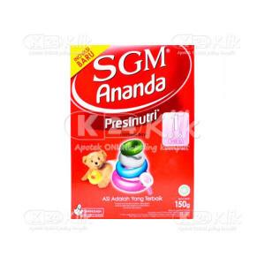 JUAL SGM 1 ANANDA PRESINUTRI POWDER 150G