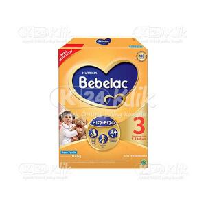 JUAL BEBELAC 3 VANILA 1000G