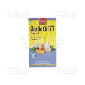 Apotek Online - GARLIC OIL CAP 60S