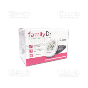 JUAL FAMILY DR BLOOD PRESSURE TD-3124