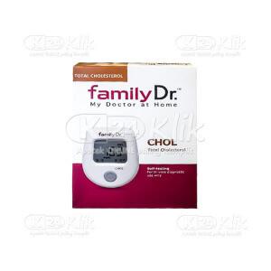 JUAL FAMILY DR CHOLESTEROL PAKET