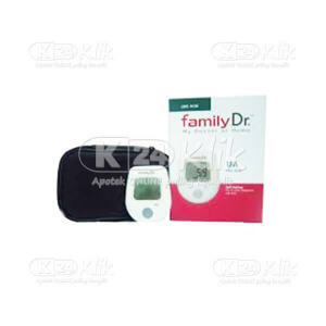 JUAL FAMILY DR URIC ACID PAKET