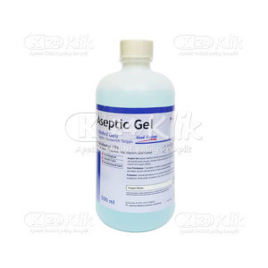 JUAL ONE MED ASEPTIC GEL 500ML