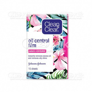 JUAL CLEAN & CLEAR OIL CONTROL FILM 15S