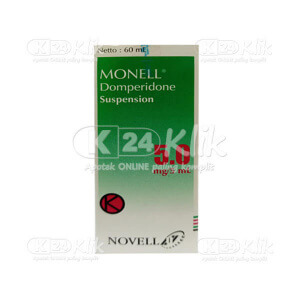 JUAL MONELL 5MG/5ML SYR 60ML