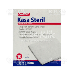 JUAL ONE MED KASA STERIL 16X16