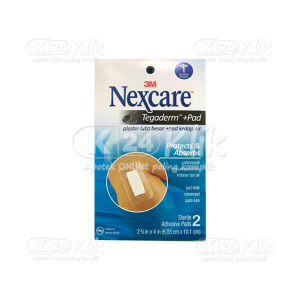 Apotek Online - NEXCARE TEGADERM PAD PROTECT ABSORB 2S