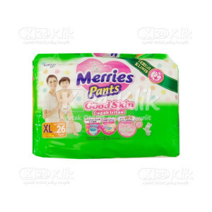 Apotek Online - MERRIES PANTS GOOD SKIN XL 26S