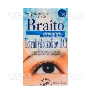 Apotek Online - BRAITO 5 ML EYE DROP