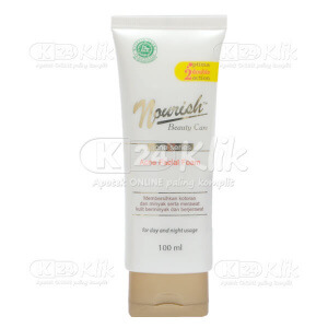 JUAL NOURISH BEAUTY ACNE FACIAL FOAM