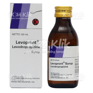 JUAL LEVOPRONT SYR 120ML 30MG/5ML