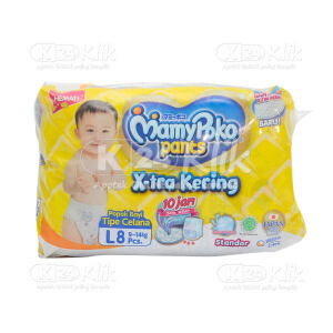 Apotek Online - MAMY POKO PANTS STD L-8