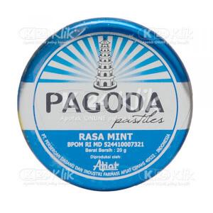 Apotek Online - PAGODA PERMEN MINT 20G