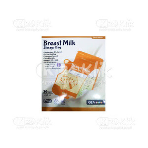 Apotek Online - GEA BABY BREAST MILK STORAGE BAG 250ML 30S