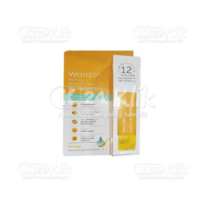 Apotek Online - WARDAH EVERYDAY MOISTURE LIP NUTRITION HONEY