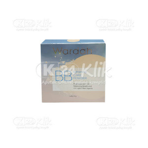 Apotek Online - WARDAH LIGHTENING BB CAKE PWD 01 LIGHT 11G