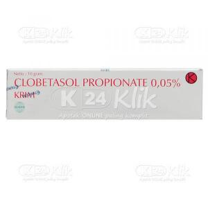 JUAL CLOBETASOL PROPIONATE ETERCON 0.05% CR 10G