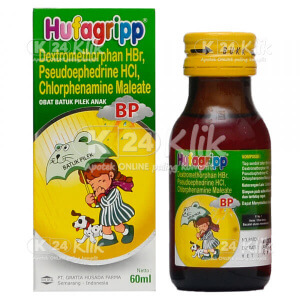 JUAL HUFAGRIP BP SYR  60ML